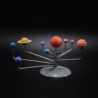 Inbay 茵蓓 太阳系八大行星学习仪模型