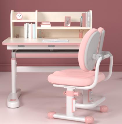 J.ZAO 京东京造 人体工学儿童学习桌椅套装(小户型)
