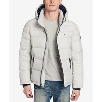 TOMMY HILFIGER 汤米·希尔费格 Quilted Puffer 男士夹克