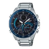 双11预售、历史低价 : CASIO 卡西欧 ECB-900DB 男士太阳能腕表