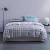 每晚深睡 全棉双面印花三件套  1.2m床
