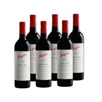 双11预售、88VIP:奔富 BIN407 赤霞珠红葡萄酒 750ml*6瓶