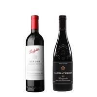 Penfolds 奔富 BIN389葡萄酒+暮光朗格多克葡萄酒 750ml*2瓶