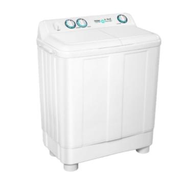 Haier 海尔 XPB90-197BS 半自动波轮洗衣机 9kg 白色