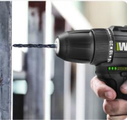 WORX 威克士 WE210 专业级无刷充电手电钻