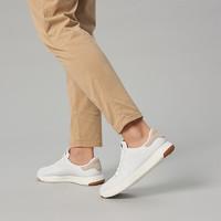 Cole Haan 可汗 C32511 男士休闲小白鞋