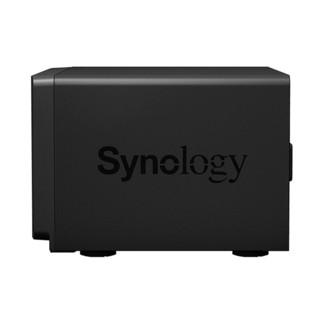 Synology 群晖 DS1621+ 6盘位 NAS网络存储服务器 无硬盘
