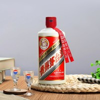 MOUTAI 茅台 飞天  酱香型白酒 53度 500ml