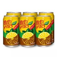 有券的上 : 维他奶 维他柠檬茶饮料 310ml*6罐 *3件