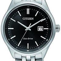 Citizen 西铁城 男士腕表 指针手表 石英机芯 精钢表 BM7251-88AE