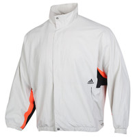 Adidas 男子春秋季运动服防风保暖夹克外套FN5672 FM5455