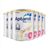 Aptami 爱他美 儿童配方奶粉 4段 900克  6罐装