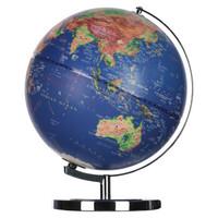 M&G 晨光 ASD99875 LED立体浮雕 高档金属地球仪 +凑单品