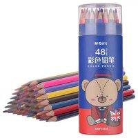 M&G 晨光 小熊哈里系列 48色六角彩色铅笔 *5件