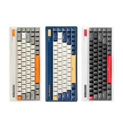 DURGOD 杜伽 FUSION 68键 蓝牙/2.4G/Type-C三模 机械键盘