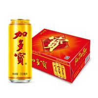 加多宝凉茶纤体罐 植物饮料310ml*24罐整箱装 *3件