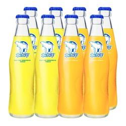 老北京玻璃瓶汽水果汁碳酸饮料