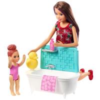 Barbie 芭比 FXH05 芭比娃娃沐浴组合