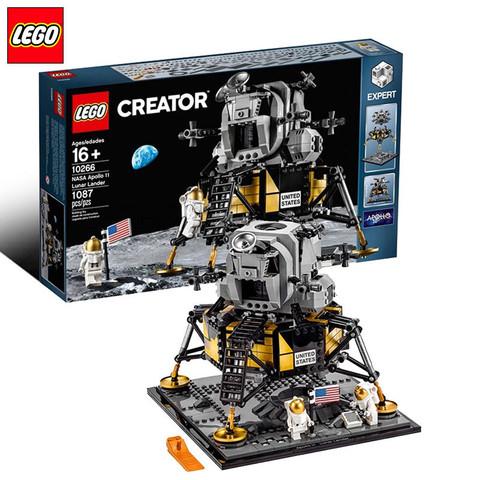 LEGO 乐高 创意系列 10266 阿波罗11号登月舱