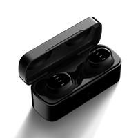 FIIL T1XS 真无线 蓝牙入耳式无线耳机 双麦克风通话降噪 钢琴黑