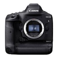 佳能 EOS-1D X Mark III 单反机身 旗舰型 全画幅 专业相机