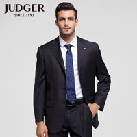 JUDGER 庄吉单 XZ010A6132333  男士西装外套 *4件