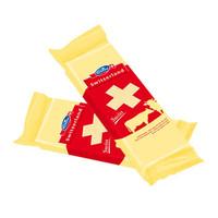 艾美Emmi 瑞士原装进口 大孔干酪原制奶酪块芝士片200g*2 儿童辅食成人奶酪 200g*2