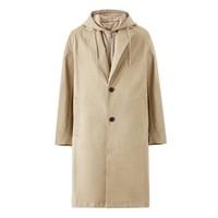 ME&CITY 53402210 男式风衣外套