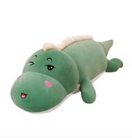 勾勾手 小恐龙抱枕 毛绒玩具 80cm