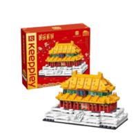 ENLIGHTEN 启蒙积木 北京故宫系列 K10119 迷你太和殿