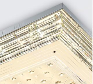 nvc-lighting 雷士照明  晶璀系列 现代简约LED吸顶灯 950*750*135mm