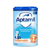 Aptamil 爱他美 经典版 幼儿配方奶粉 易乐罐1+段  800g
