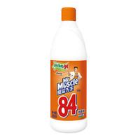 Mr Muscle 威猛先生 84消毒液 清新花香 500g *5件