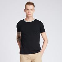 限尺码 : Baleno 班尼路 男士短袖撞色T恤