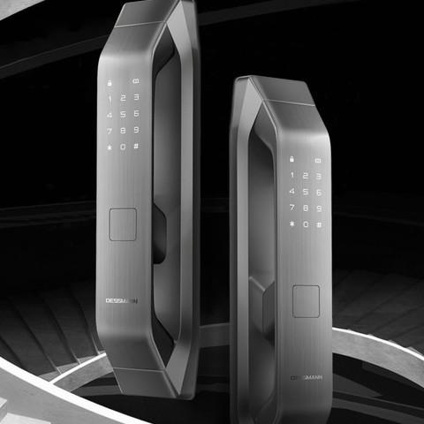 小编精选:DESSMANN 德施曼 Q5 全自动智能指纹锁