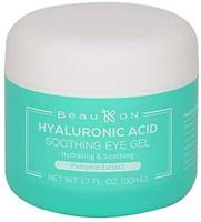 BeauKON 玻尿酸舒缓眼霜,1.7 液体盎司 Oz