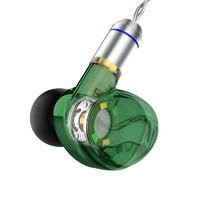 astrotec 阿思翠 Astrotec 阿思翠 VOLANS 入耳式挂耳式有线耳机 薄荷绿