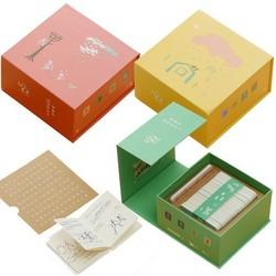 《小象汉字·甲骨文游戏字卡1+2+3》共三盒