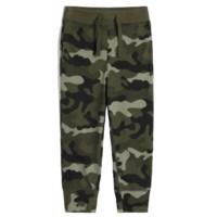 Gap 盖璞 591841 男童运动裤 绿色迷彩 85cm