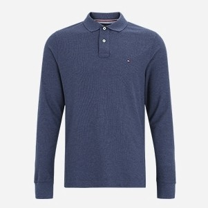 TOMMY HILFIGER MW0MW13183 长袖Polo衫