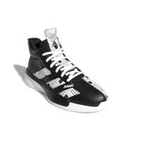 adidas 阿迪达斯 Pro Next 2019 男士篮球鞋 EF8812 1号黑色/亮白 44.5