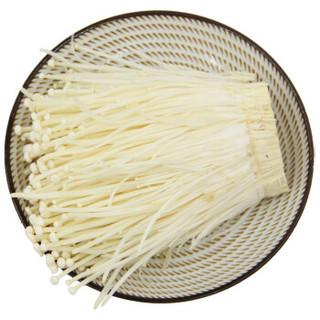 绿鲜知 金针菇 蘑菇 菌菇 约400g 火锅烧烤食材 产地直供  新鲜蔬菜 *31件