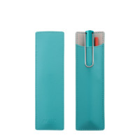 LAMY 凌美 2020钢笔限量版套餐 Al-star恒星系列墨水笔+PPO1M笔袋+吸墨套装礼盒 玺蓝绿