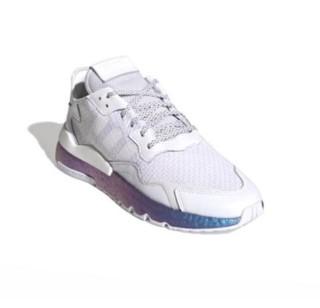 adidas Originals Nite Jogger 中性休闲运动鞋 FV3746 亮白 36