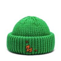 babama x fourtry 965029209 针织毛线瓜皮帽