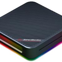 Avermedia 圆刚 GC555 视频采集卡 4K 双系统 雷电3接口