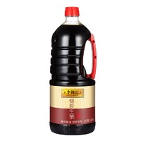 LEE KUM KEE 李锦记 锦珍生抽 1650ml