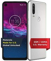 Moto One Action - 解锁智能手机 - 全球版 - 128GB