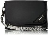 Pacsafe Paphen 钱包 防盗 V125 对折 黑色 One Size