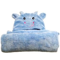 微米防滑沙宝宝浴巾